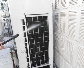 大连中央空调清洗